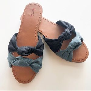 Ellen DeGeneres Shiri Slide Sandal • Size 8